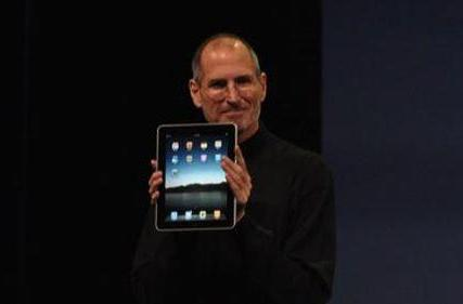 Steve looked healthier at iPad event