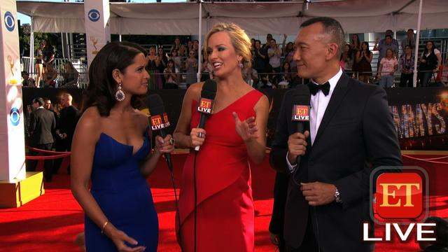 The 65th Emmy Awards Red Carpet: Red Carpet Show