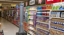 Jabil division teams up with AT&T to further develop grocery store robots