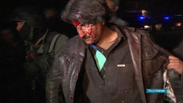 ATTACK IN AFGHANISTAN KILLS 21