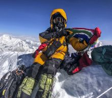 Black Africans must pick up Everest challenge, says landmark climber