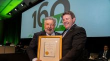 Henry Schein's Steven W. Kess Receives Honorary Membership From the American Dental Association