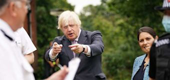 PM: 'Hi-vis jacketed chain gangs' will lower crime
