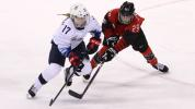 Canada-U.S. women's hockey classic brewing