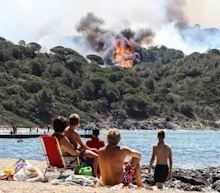 Wildfires Force 10,000 People in Southern France to Evacuate
