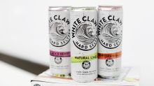 White Claw: the alcoholic sparkling water craze taking over the US