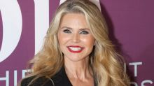 Christie Brinkley Stops Dyeing Her Hair and Daughter Sailor Thinks She's a 'Silver Fox'