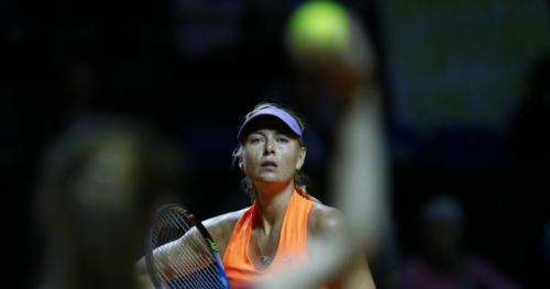 Tennis - WTA - WTA : Maria Sharapova a reçu une invitation pour le tournoi de Stanford