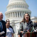 Young progressive female lawmakers endorsing Sanders