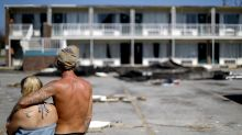 Hurricane is blamed for 16 deaths in Florida alone