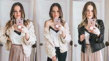 Cómo llevar la falda plisada, según las 'instagramers'
