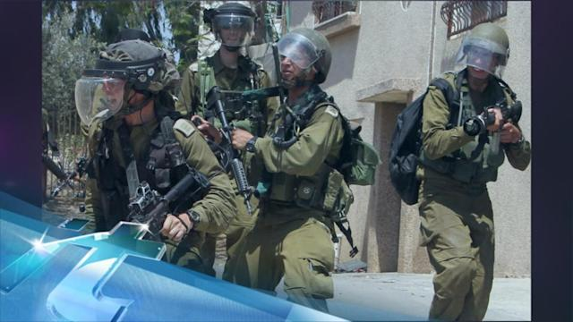 Palestinian Killed By Israeli Woldiers In West Bank Raid