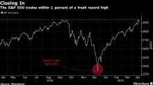 U.S. Futures Drift as Earnings Roll In; Oil Slips