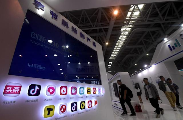 TikTok's owner launches chat app with a focus on communities