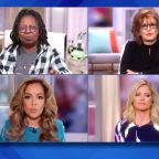 'The View' Rips COVID-Riddled Trump: 'He's Learned Nothing!'