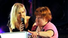 Jo Whiley reveals disabled sister is finally getting COVID-19 vaccine