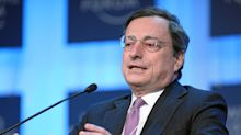 Borse contrastate: Draghi punta ancora il dito contro gli Npl