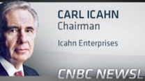 Icahn: The market is overvalued