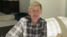 Ellen DeGeneres shares unusual Covid symptom: 'Didn't know'