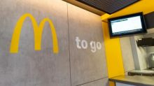 McDonald's launches its 1st takeout-only restaurant in London
