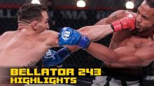 Bellator 243 Highlights: Michael Chandlers blisters Benson Henderson, enters free agency