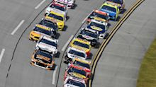 NASCAR explains Talladega penalties, defends yellow line rule