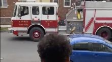 Fire Truck Turns Sirens on to Wish Five-Year-Old New Jersey Boy a Happy Birthday