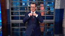 Stunned Colbert Reveals How Trump's 2 Worst Traits May Have Just Saved Us