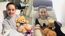 Young dancer loses right hand after freak trampoline accident