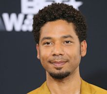 Empire star Jussie Smollett arrested after being charged with lying to police over race hate attack