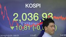 Europe stocks higher, Asian stocks mixed after economic data
