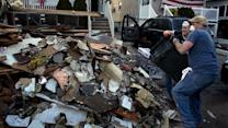 Evaluating the health concerns posed by Hurricane Sandy
