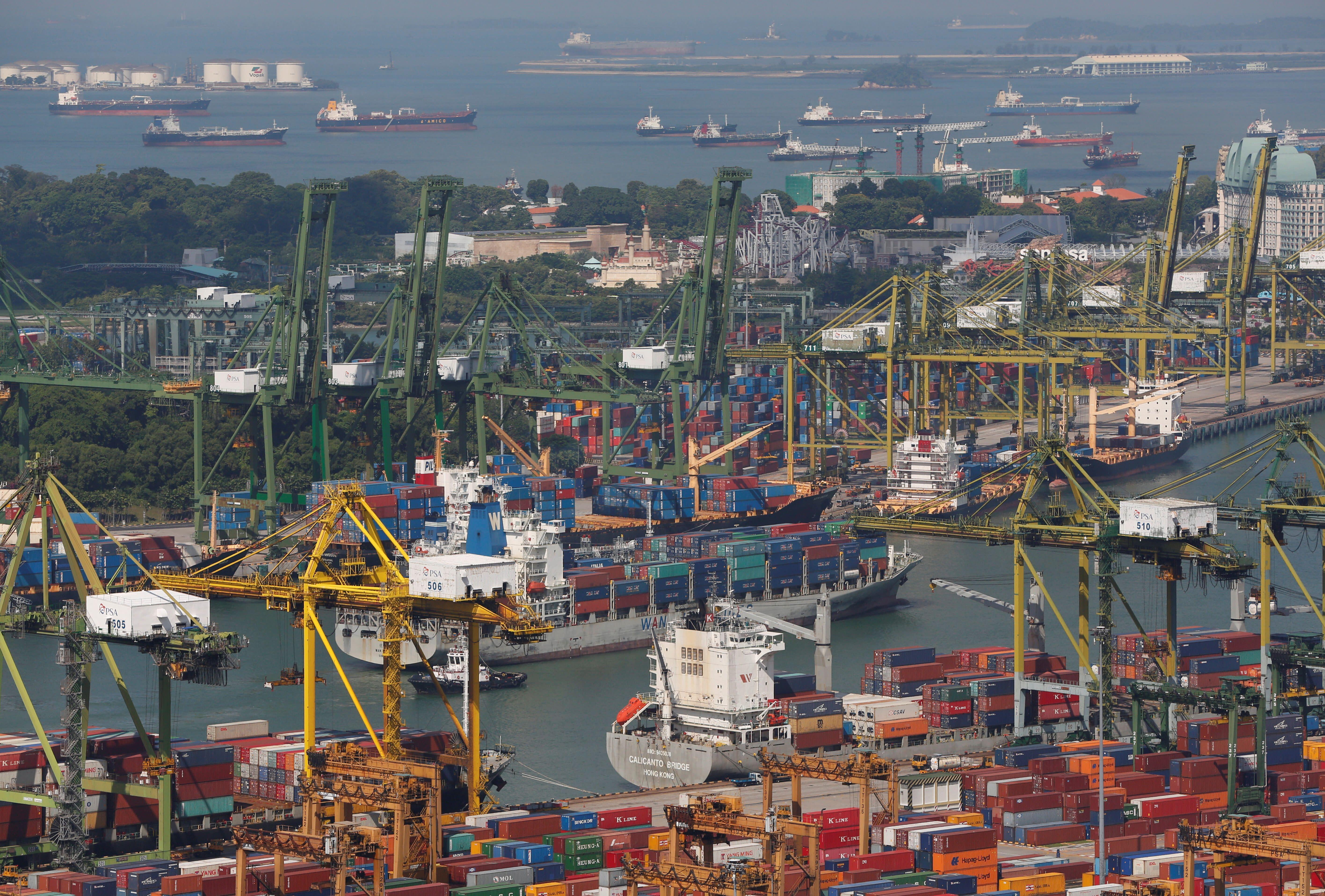 KKR said to explore US$2 billion sale of Singapore's Goodpack