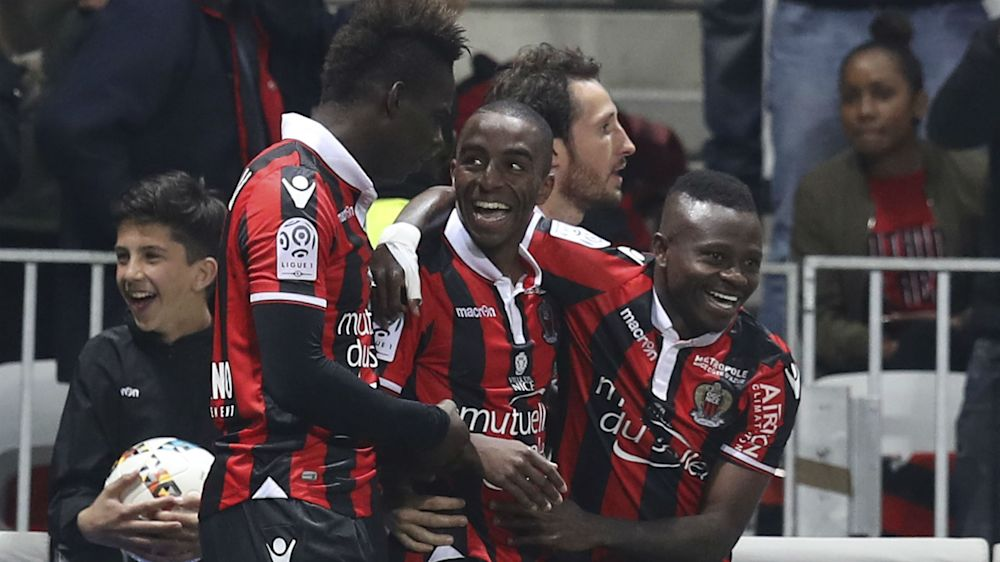 VIDEO: Ricardo's stunner sets Nice on the way to victory over PSG