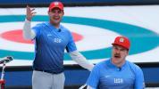 U.S. men's curling team on history-making run