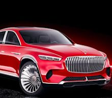 The Mercedes-Maybach GLS Will Be the Most Expensive Car Built in America