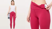 Lululemon just updated their We Made Too Much section with a bunch of new must-haves