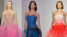 This NYFW show was full of Disney Princess dresses