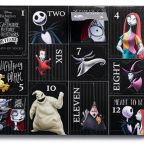 We're Swooning Over This 'Nightmare Before Christmas' Sock Advent Calendar