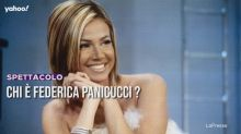 Chi è Federica Panicucci?