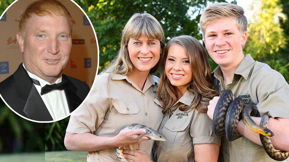 Steve Irwin's best friend has not being at the zoo for 10 years amid family feud