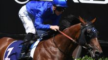 Microphone dominant in Talindert Stakes