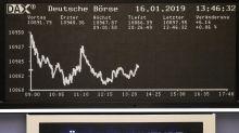 El DAX 30 sube un 0,11 %, hasta los 12.235,51 puntos