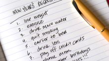 Why most New Year's resolutions fail, and how you can actually succeed