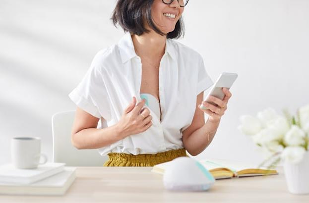 Willow smart breast pumps are $75 off right now at Amazon