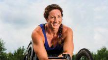 「下定決心,就能做到」 5項田徑世界紀錄保持人Tatyana McFadden