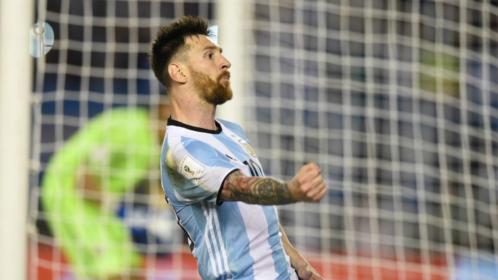 Confirmado: Correa reemplazará a Messi