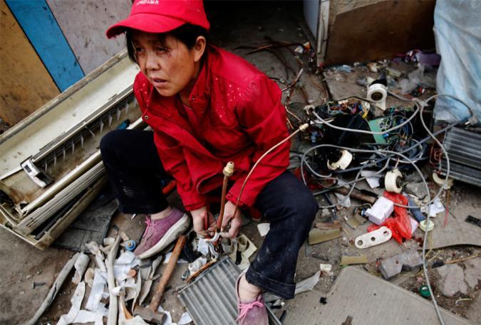 The Big Picture: Beijing's urban e-waste economy