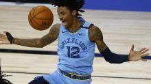 Basket - NBA - Ja Morant (Memphis) a été élu rookie de l'année