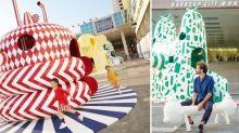 西班牙著名設計師Jaime Hayon首個香港展覽 -「奇想宇宙」@海港城